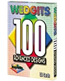 Wedgits Advanced Design Cards 50 cards with 100 advanced designs, for use with the Wedgits Building Sets
