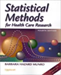 Statistical Methods for Health Care R...