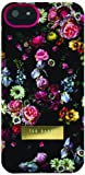 Ted Baker London iPhone 5 5S Snap On Hard Shell Back Case Skin Cover Autumn Winter 2013 Collection - Susu Floral Flowers