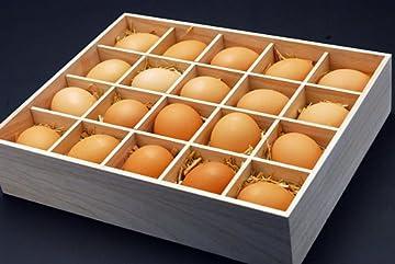 「阿部地鶏」黄金の生卵(20個セット)