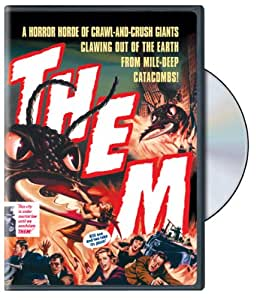 NEW Them! (DVD)