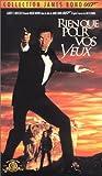 echange, troc James Bond, Rien que pour vos yeux [VHS]