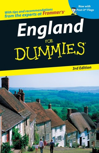 England For Dummies (Dummies Travel)