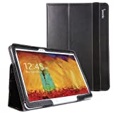 Poetic Slimbook Case For Samsung Galaxy Note 10.1 2014 Edition Tablet Black (3 Year Manufacturer Warranty From...