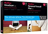 McAfee VirusScan / Firewall Plus 2006 Bundle