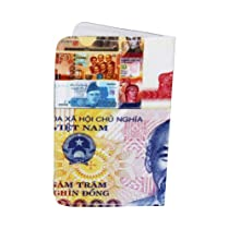 International Money Currency Gift Card Holder & Wallet
