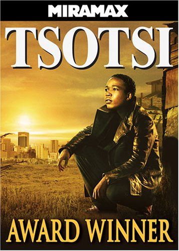 Cover art for  Tsotsi