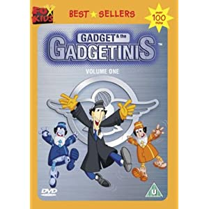 Gadget and the Gadgetinis movie