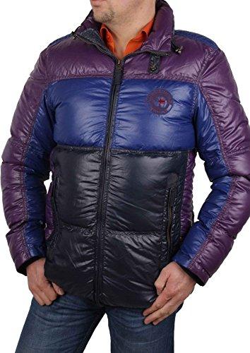 Napapijri Herren Jacke Winterjacke Violett Sabac Gr. L #RIF035 jetzt bestellen