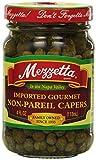 Mezzetta Non-Pareil Capers, Imported Gourmet, 4-Ounce Jar (Pack of 12)