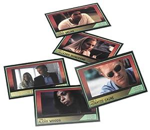 CSI Miami Booster Pack - Crime Scene Investigation (Compatible with CSI Miami Boardgame)
