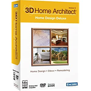 3d home architect home design deluxe version 9 old version home design software. Black Bedroom Furniture Sets. Home Design Ideas
