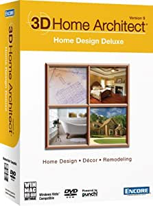 3D Home Architect Home Design Deluxe Version 9 Old Version