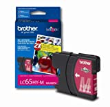 Brother LC65HYM High Yield Ink Cartridge (Magenta)