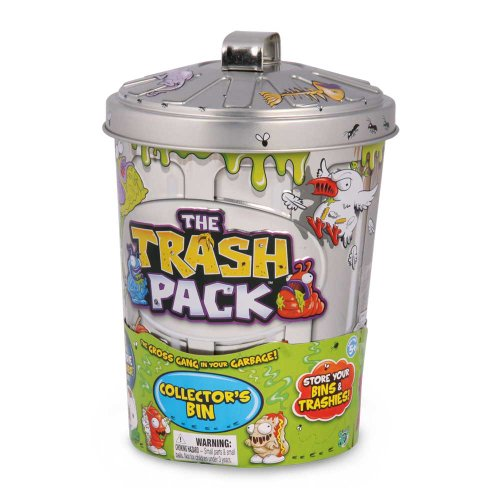 Giochi Preciosi 728063 - Basurillas Trash Pack Bote Metal Guardab