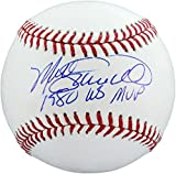 Mike Schmidt Philadelphia Phillies Autographed Baseball with 1980 WS MVP Inscription - Fanatics Authentic Certified