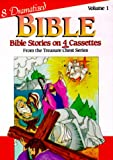 Bible Stories from the Treasure Chest Series (Treasure Chest (Christian Duplications Audio))