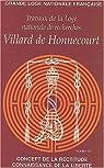 Numéro 50 : concept de la rectitude - connaissance de la liberté par de Honnecourt