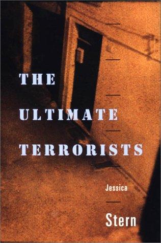 The Ultimate Terrorists, Jessica Stern