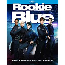 Rookie Blue - The Complete Second Season [Blu-ray]