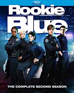 NEW Rookie Blue - Season 2 (Blu-ray)