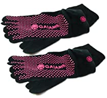 Gaiam Grippy Yoga Socks - 2 Pack (Small/Medium)