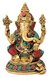 Redbag God Vinayaka Brass Sculpture