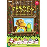French is Fun with Serge, the Cheeky Monkey! (Salut Serge)by Sue Finnie