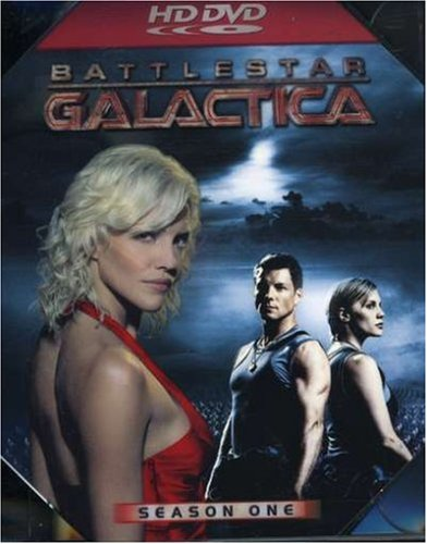 Cover art for  Battlestar Galactica - Season One [HD DVD]
