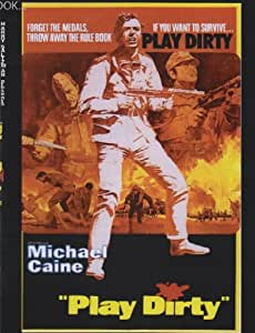 Play Dirty DVD - Michael Caine - great World War II film