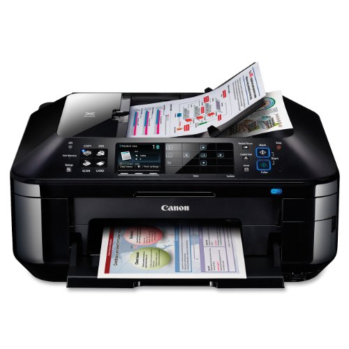 51N8SEkPnYL Canon Pixma MX882 Wireless Office All in One Inkjet Printer (4894B002)