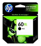 HP 60XL Black  Ink Cartridge in Retail Packaging (CC641WN#140)