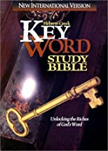 Hebrew-Greek Key Word Study Bible (New International Version)