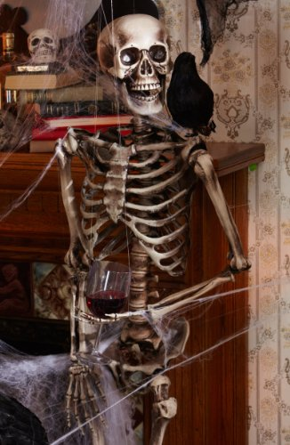 Party Destination - Lifesize Posable Skeleton - Standard