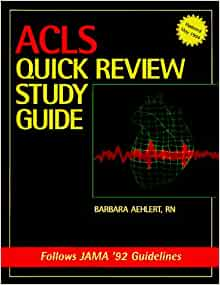 Acls Quick Review Study Cards | Download eBook PDF/EPUB