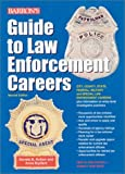 img - for Guide to Law Enforcement Careers (Barron's Guide to Law Enforcement Careers) book / textbook / text book