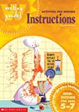 Activities for Writing Instructions for ages 5 - 7 (Writing Guides)