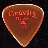 Gravity Guitar Picks アンバー