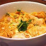 水郷どりと自然卵の親子丼 2食セット 【冷蔵限定 冷凍商品と同梱不可】