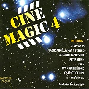 Philharmonic Wind Orchestra -  Cinemagic 4