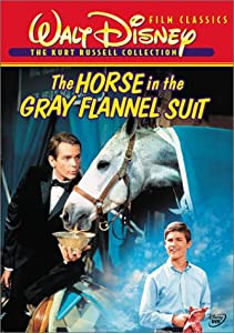"Cover of ""The Horse in the Gray Flannel S..."