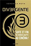 """Afficher """"Divergente n° 03 Divergente 3"""""""