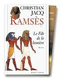 echange, troc Christian Jacq - Ramsès, tome 1 : Le Fils de la lumière