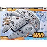 Star Wars Hero Series Millenium Falcon From Episode V The Empire Strikes Back (Dispatched From UK)