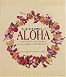 img - for A Little Book of Aloha book / textbook / text book