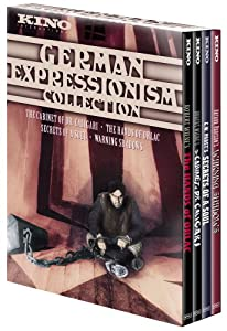 German Expressionism Collection (The Hands of Orlac / The Cabinet of Dr. Caligari / Secrets of a Soul / Warning Shadows)