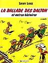 Lucky Luke, tome 17 : La ballade des Dalton et autres histoires par Goscinny