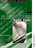 img - for Business Law Made Easy (Understanding Business) book / textbook / text book