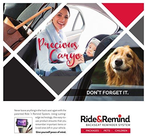 Ride N Remind - Back Seat Reminder System - Professional installation req.