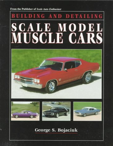 Building and Detailing Scale Model Muscle Cars (Model Car Detailing compare prices)